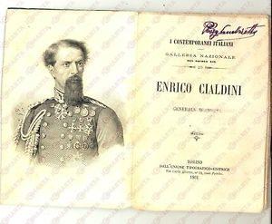 La fine del mito unitario: Cialdini e Cavour
