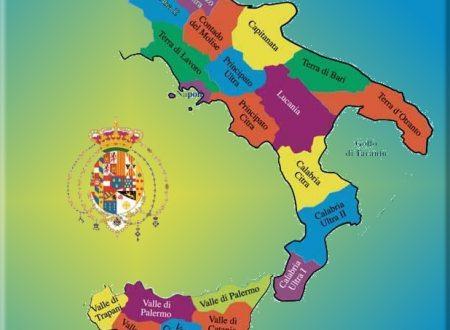 """Regno d""""e Ddoje Sicilie"""